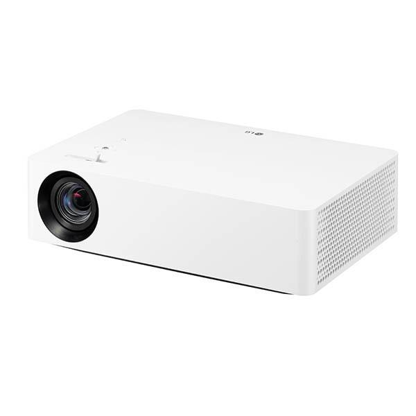 HU70LS [LEDプロジェクター CineBeam 4K(3840×2160)/ 最大140インチ/1,500ルーメン(LED (4ch)/DLP方式)/1.25×ズーム/3W+3Wスピーカー/自動キーストーン/スクリーンシェア/Bluetooth対応/WebOS(多彩なアプリ内蔵)/マジックリモコン]