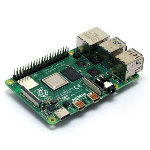 Raspberry Pi 4 Model B [シングルボードコンピュータ ラズベリーパイ4 モデルB /4GB]