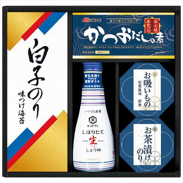 KSC-20 [キッコーマン生醤油&白子のり食卓詰合せ]
