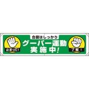354271 [ユニット 横幕 グーパー運動実施中!]