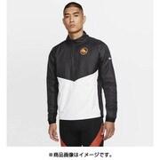 エレメントトップHYエキデンハーフZIP NJP-CQ7960-010 Sサイズ [ランニング トップス メンズ]