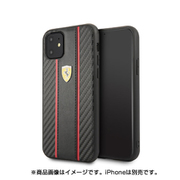 FESNMHCN61BK [Ferrari公式ライセンスケース iPhone 11 バックカバー]