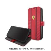 FESNMFLBKSN58RE [Ferrari公式ライセンスケース iPhone 11 PRO 手帳型]