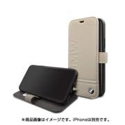 BMFLBKSN58LLST [BMW公式ライセンスケース iPhone 11 PRO 手帳型]