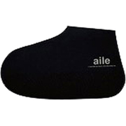 シリコン靴カバー Mサイズ 22.5~25.5cm用 ブラック