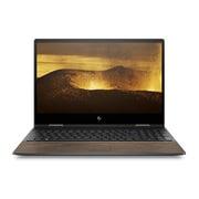 8VB39PA-AAAA [HP ENVY x360 15-dr1000 G1モデル 15.6インチ/Core i5-10210U/メモリ 8GB/SSD 512GB/Windows 10 Home 64bit/Office Home & Business 2019/ナイトフォールブラック&ナチュラルウォールナット]