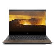 8VZ53PA-AAAA [HP ENVY x360 13-ar0000 G1モデル 13.3インチ/Ryzen 3 3300U/メモリ 8GB/SSD 256GB/Windows 10 Home 64bit/Office Home & Business 2019/ナイトフォールブラック & ナチュラルウォールナット]