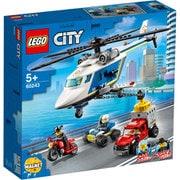 60243 [シティ ポリス ヘリコプターの追跡]