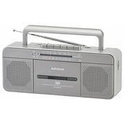 RCS-SU950R [ポータブルステレオラジオカセットレコーダー USB再生・録音対応]