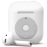 APACSSC6B WH [AW6 CASE for AirPods /AirPods 2nd Charging / AirPods 2nd Wireless/White]