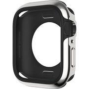 SE_W44CSATOD_SV [SwitchEasy Odyssey for Apple Watch Series 5/4 44mm/Flash Silver]