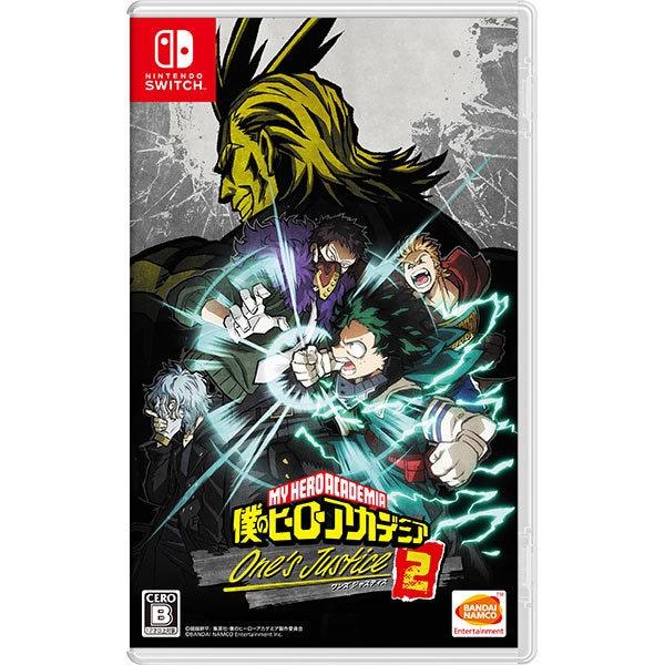 僕のヒーローアカデミア One's Justice2 [Nintendo Switchソフト]