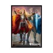 マジック:ザ・ギャザリング プレイヤーズカードスリーブ エルドレインの王権 王家の跡継ぎ MTGS-119 [トレーディングカード用品]