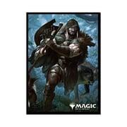 マジック:ザ・ギャザリング プレイヤーズカードスリーブ エルドレインの王権 呪われた狩人、ガラク MTGS-122 [トレーディングカード用品]