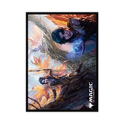 マジック:ザ・ギャザリング プレイヤーズカードスリーブ エルドレインの王権 願いのフェイ MTGS-123 [トレーディングカード用品]