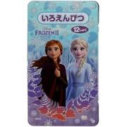 S5013666 色鉛筆 12色セット アナと雪の女王2 [キャラクターグッズ]