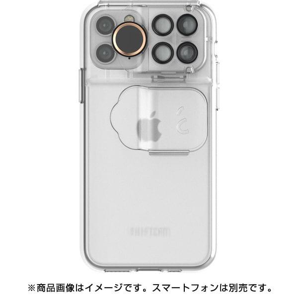 SC20TSFFTXIS [ShiftCam 2.0 トラベルセット iPhone11 Pro クリア]