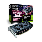 GD1660-6GERSS [ELSA GeForce GTX 1660 Super SAC]