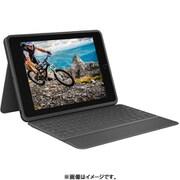 iK1054BKA [RUGGED FOLIO iPad第7世代用キーボード一体型ケース]