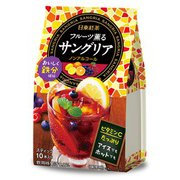 日東紅茶 フルーツ薫るサングリア 10p