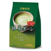 日東紅茶 抹茶オーレ 10p