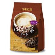 日東紅茶 ほうじ茶オーレ 8p