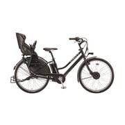 HY6B40 3P041A0 [子乗せ対応 電動アシスト自転車 HYDEE.II(ハイディーツー) 26型 内装3段変速 T.X黒つや消し]