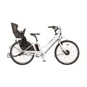 HY6B40 3P041B0 [子乗せ対応 電動アシスト自転車 HYDEE.II(ハイディーツー) 26型 内装3段変速 E.Xホワイト]