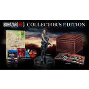 BIOHAZARD RE:3 COLLECTOR'S EDITION [PS4ソフト]