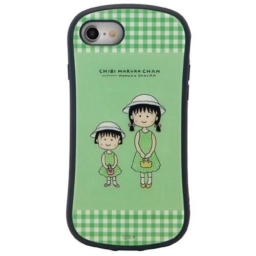 MCM-08B [iPhone 8 / iPhone 7 iselect ケース ちびまる子ちゃん まる子とおねえちゃん]