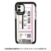 HF-CTIXIR-2C02 [iPhone 11 ウルトラプロテクトケース チケット ピンク]