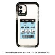 HF-CTIXIR-2C03 [iPhone 11 ウルトラプロテクトケース チケット ブルー]
