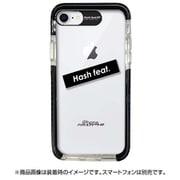 HF-CTI7S-03BK [iPhone 8 / iPhone 7 ウルトラプロテクトケース ロゴ ブラック]