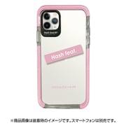 HF-CTIXI-03PK [iPhone 11 Pro ウルトラプロテクトケース ロゴ ピンク]