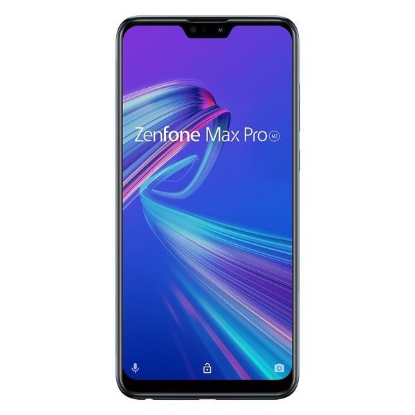 ZB631KL-BL64S6 [Zenfone Max Pro M2 Series SIMフリースマートフォン ミッドナイトブルー]