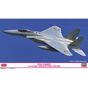 02325 F-15J イーグル w/J.A.S.D.F.女性パイロットフィギュア [1/72スケール プラモデル]