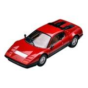 TLV-N 1/64 フェラーリ 512 BB 赤/黒 [ダイキャストミニカー]