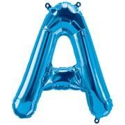 プレミアムレターバルーン ブルー A