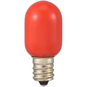 LDT1R-H-E12 13 [LEDナツメ球 E12 赤]