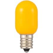 LDT1Y-H-E12 13 [LEDナツメ球 E12 黄]