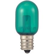 LDT1G-H-E12 13C [LEDナツメ球 E12 クリア 緑]