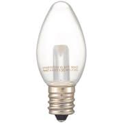 LDC1L-H-E12 13C [LEDローソク球 E12 クリア 電球色]