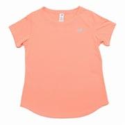 ベーシック ショートスリーブTシャツ AWT91136 GPK ジンジャーピンク Sサイズ [ランニングシャツ レディース]
