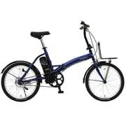 トランスモバイリー E-BASIC ネイビー [電動アシスト自転車]