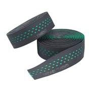 バーテープ PRESA(プレーザ) 408)ブラック/グリーン