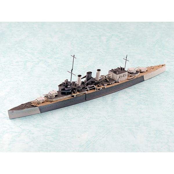 WL810 英国重巡洋艦 コーンウォール [1/700スケール プラモデル]