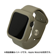 JGWSSCW5S-GY [Apple Watch 4 / Apple Watch 5 40mm 用 バンド シンプル・モノカラー GY]