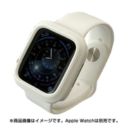 JGWSSCW5S-WH [Apple Watch 4 / Apple Watch 5 40mm 用 バンド シンプル・モノカラー WH]