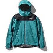 クライムライトジャケット Climb Light Jacket NP11503 (FF)ファンファーレグリーン×ブラック Lサイズ [アウトドア レインジャケット メンズ]