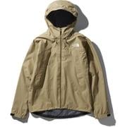 クライムライトジャケット Climb Light Jacket NP11503 (KT)ケルプタン Lサイズ [アウトドア レインジャケット メンズ]